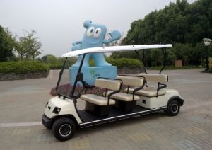 8 Seater Antique Electric Golf Cart pictures & photos