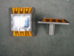 Solar LED Aluminum Road Stud pictures & photos