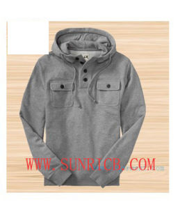 Lady′s Hoody (H03014) pictures & photos