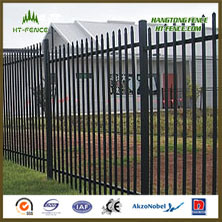 Outdoor Ornamental Steel Fence pictures & photos