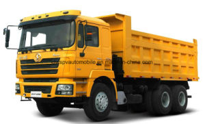 6X4 Hot Sale Shacman 20 Tons Dump Lorry 20 T Tipper Truck pictures & photos