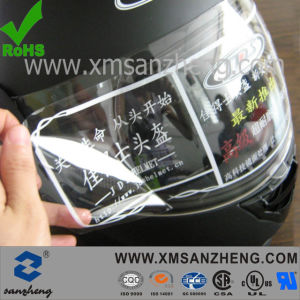 Permanent Weather UV Resistant Anti Color Fade Stickers for Motorbike Helmet Decals pictures & photos