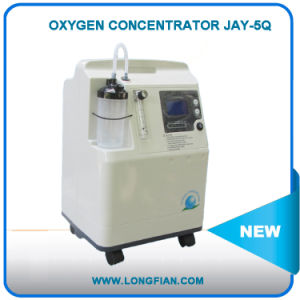 Homecare Oxygen Concentrator Equipment 3lpm&5lpm / Comcentrador De Oxigeno pictures & photos