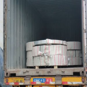 Exported Galvanized Steel Strip for Pipe Making pictures & photos