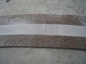 Granite Special Shaped Tile (Arc Panel) for Flooring