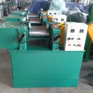 Xk-160&250 Lab Two Roll Rubber Mixing Mill pictures & photos
