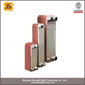 High Thermal Efficiency Brazed Plate Heat Exchangers pictures & photos