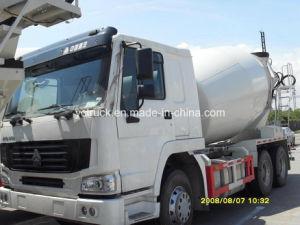 Sinotruk HOWO 6X4 336HP Heavy Duty Mixing Truck