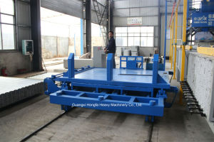 Hfp5230A 3rd Generation EPS Sandwich Wall Panel Production Line pictures & photos