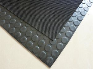 Industrial Acid Resistant Rubber Sheet Anti-Abrasive Rubber Sheet, Color Industrial Rubber Sheet pictures & photos