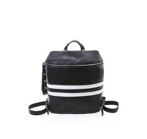 Fashion Ladies Black Backpack Leisure Bag (LDO-160955) pictures & photos