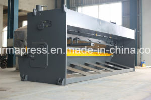 Ms Plate Sheet, Plate Straightening Shearing Machine, Pneumatic Motor China, Hydraulic Metal Sheet Cut pictures & photos