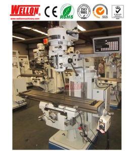 Economic Turret Milling Machine (Small turret milling machine X6323A) pictures & photos
