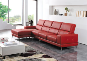 Leisure Italy Leather Sofa Furniture 430 pictures & photos