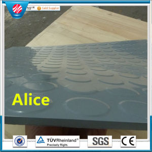 Hospital Rubber Flooring/Gym Rubber Tile/Anti-Slip Floor Mat pictures & photos