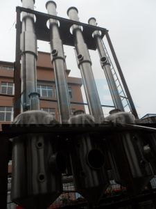Triple Effect Falling-Film Vacuum Evaporator Served in Complete Fishmeal (ACE-ZFQ-K8) pictures & photos