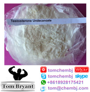 Bodubuilding Steroid Testosterone Undecanoate Raw Powder CAS: 5949-44-0 pictures & photos
