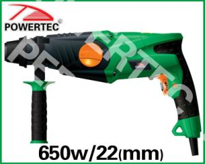 650W 22mm Hammer Drill (PT82541) pictures & photos
