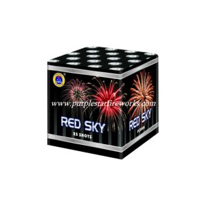PS3004-25 25shot 1.4G 0336 Cake Fireworks