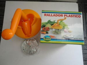 Stainless Steel Kitchen Salad Spinner Slicer pictures & photos