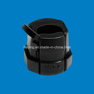 Injection Molding Plastic Strain Relief Bushing pictures & photos