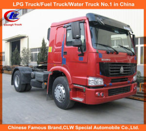 6 Wheels 420HP Sinotruk HOWO Tractor Truck, Heavy Prime Mover pictures & photos
