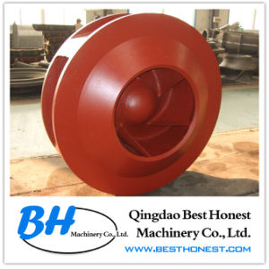Cast Iron Water Pump Impeller (Ductile Iron / Grey Iron) pictures & photos
