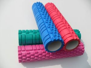 Rubber Massage Roll, Foam Muscle Massage Roller pictures & photos