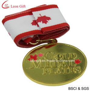 Custom Enamel Metal Sports Football Medal for Reach Goal (LM1051) pictures & photos
