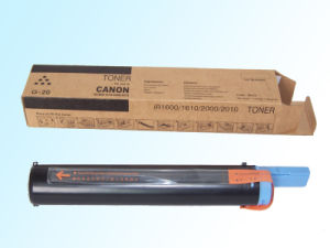 Copier Toner Cartridge for Canon IR-1600/2000 (NPG-20, GPR-8, C-EXV-5)