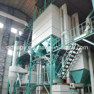 Complete Set High Quality Automatic Large Capacity Feed Production Plant pictures & photos