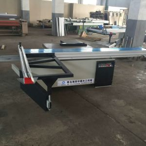 Mj6132xzd Model with European Dust Collector Furniture Panel Sliding Table Saw pictures & photos
