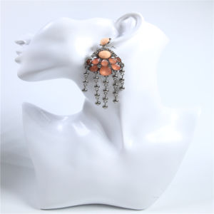 New Design Resin Flower Necklace Bracelet Earring Fashion Jewelry Set pictures & photos