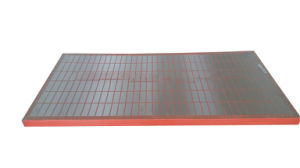 Oil Gas Drilling and Mud Cleaning Shaker Screen