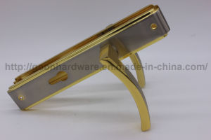 Aluminum Handle on Iron Plate 066 pictures & photos