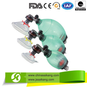 Disposable PVC Manual Resuscitator (CE/FDA/ISO) pictures & photos