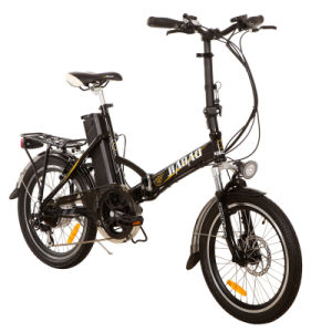 Elegant 20 Inch Electric Mini Pocket Bike (JB-TDN04Z) pictures & photos
