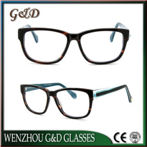 2016 Latest Design Acetate Glasses Frame Eyewear Eyeglass Optical 45-508 pictures & photos