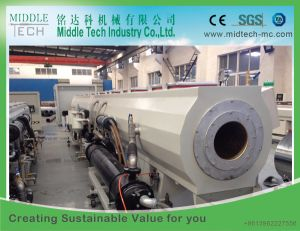 (China wholesale price) High Speed PVC Dual Water Pipe Making Machinery pictures & photos