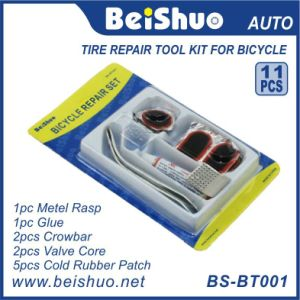 11PCS Tire Repair Tool Kit for Bicycle pictures & photos