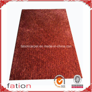 Customized Area Rugs Popular Plain Shag Carpet pictures & photos