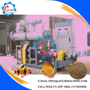 Big Capacity Floating Fish Pellet Making Machine pictures & photos