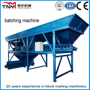 Automatic Block Making Machine Production Line (PL batching machine) pictures & photos