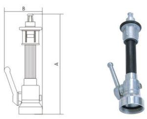 American Type Double Nozzle (ZDN-02)