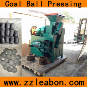 Various Shape Charcoal Powder Ball Squeeze Machine pictures & photos