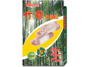 Bamboo Vinegar Plasters with Ginger Detox Patch pictures & photos
