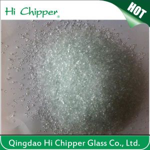 Crushed Glass Water Filter Media pictures & photos