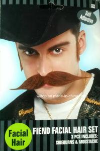Plush Fiend Facial Hair Beard&Moutache (BA012) pictures & photos