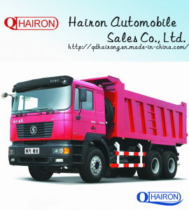 Shacman Tipper Truck Dump Truck F2000 6X4 Model