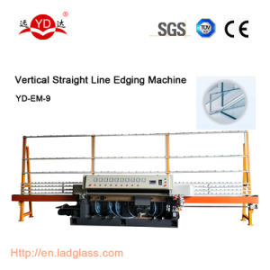 9 Motors Automatic Glass Edge Edging Polishing Machine pictures & photos